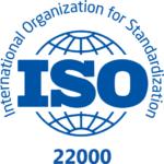 6. ISO 22000 Logo
